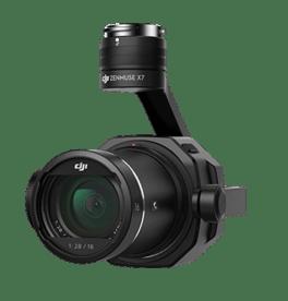 dji zenmuse x7 filmowanie z drona